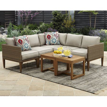 Patio Garden Outdoor Furniture Outdoor Sectional Sofa Better
