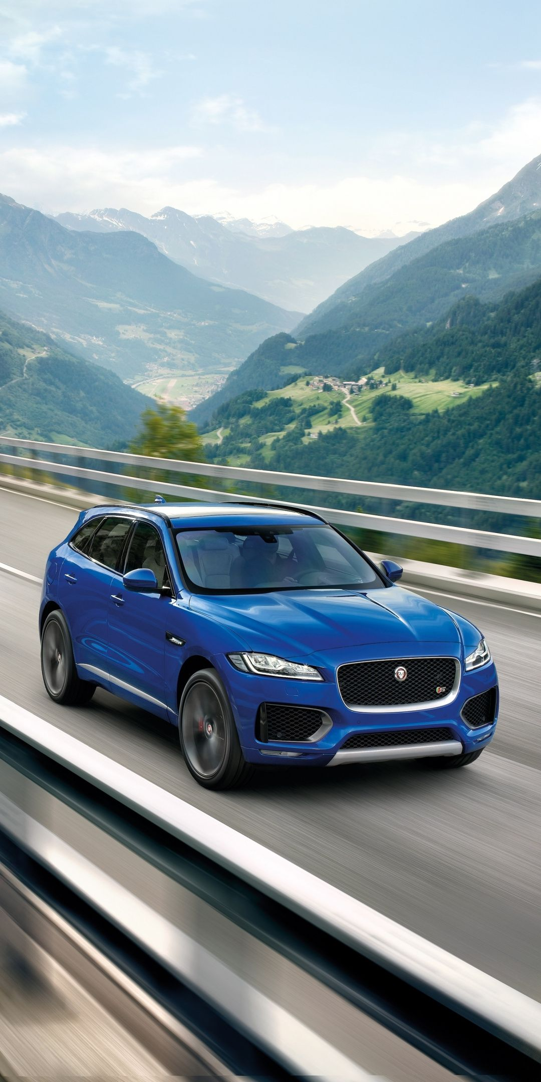 Jaguar F Pace Jaguar Luxury Car 1080x2160 Wallpaper Jaguar