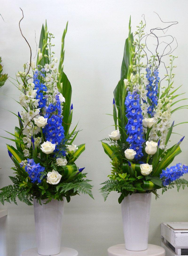 Pastel pedestal arrangements google search