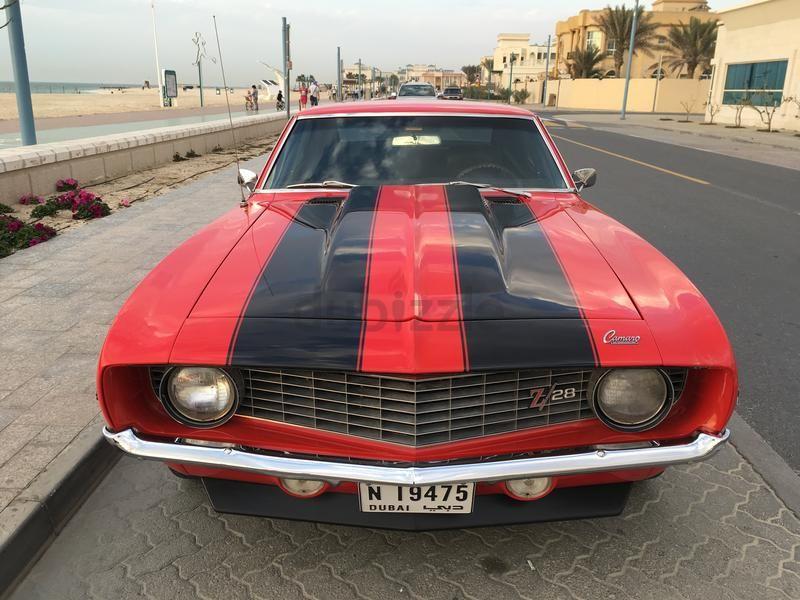 dubizzle Dubai | Camaro: 1969 Camaro - Z28 Tribute | CHEVROLET ...