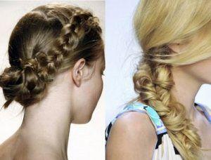 Hairstyle - braid