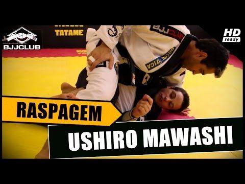 Jiu-Jitsu - Raspagem Ushiro Mawashi - Adriano Silva - BJJCLUB - YouTube