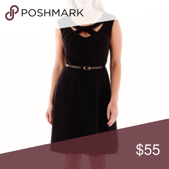 8ae677d7d1  Plus  Alyx - Twisted Neck Fit   Flare Dress Material is 63% polyester