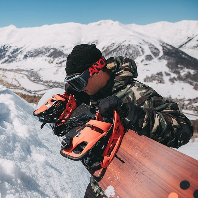 Whatever Your Riding Style, The Right Set Of Bindings Is