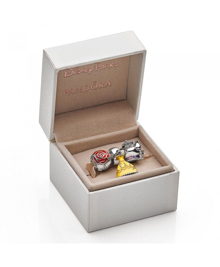 401f08994 Disney Beauty And The Beast Limited Edition Charm Gift Set | pandora ...