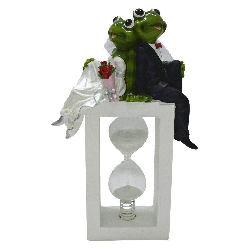 Amazon Com The Princess And The Frog Figurines Hourglass
