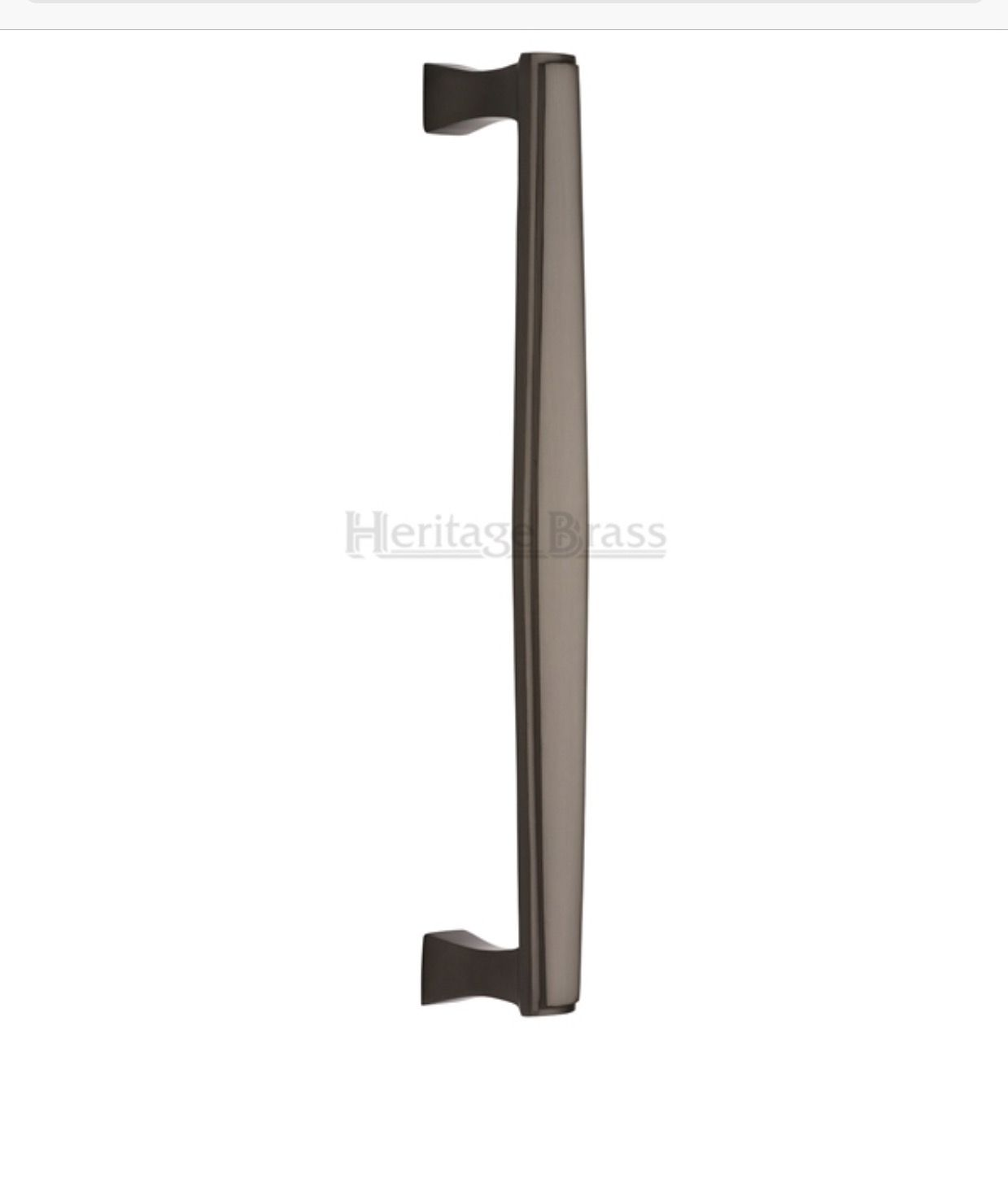 Deco Pull Door Handle Dimensions Two Sizes Available Length