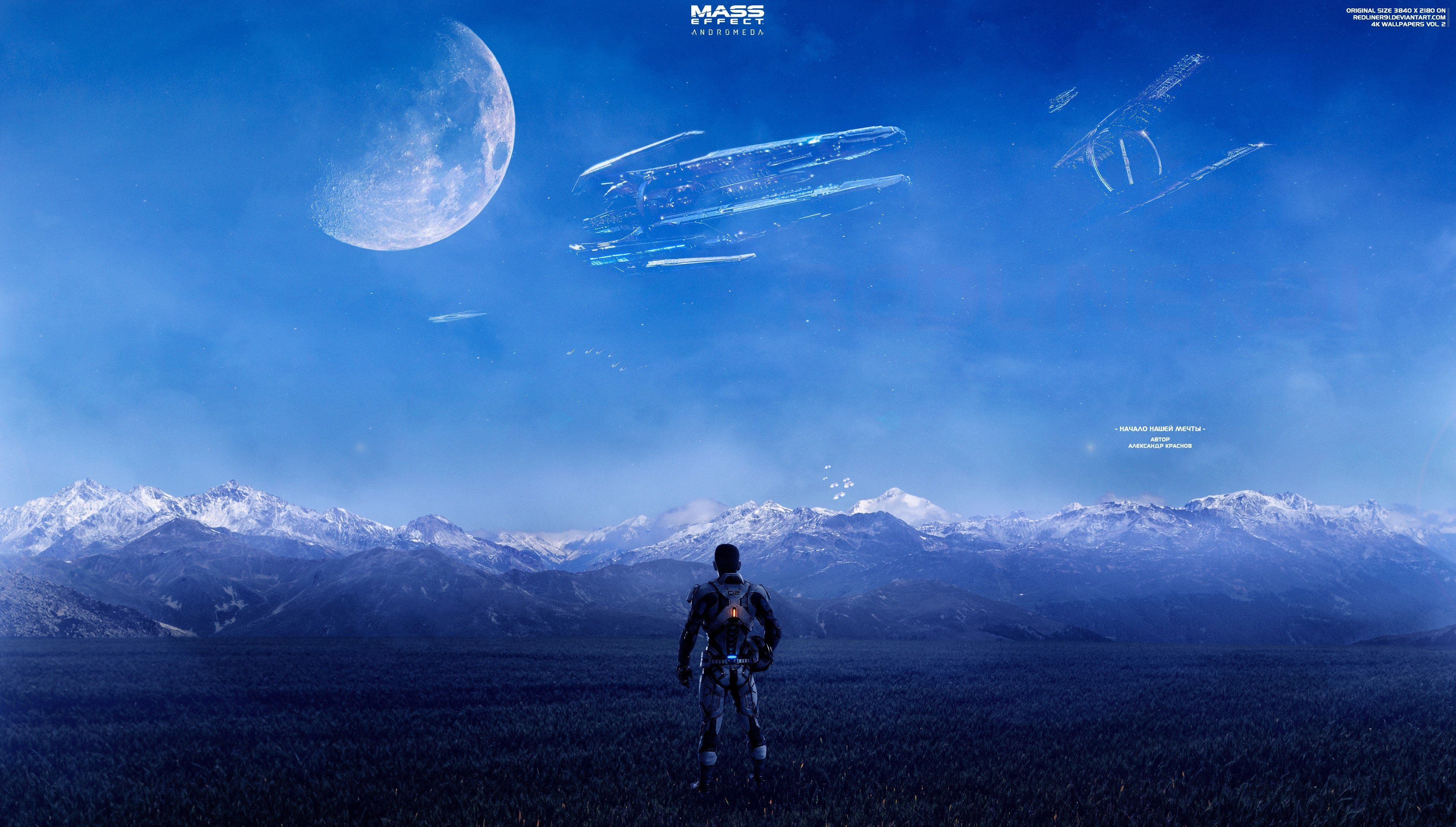 3840x2180 Mass Effect Andromeda 4k Wallpaper For Desktop Hd Mass Effect Background Images Wallpaper Backgrounds