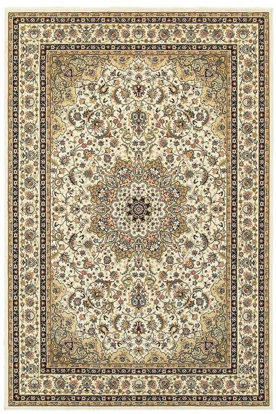 Stylehaven Keswick Marquis Framed Fl Rug