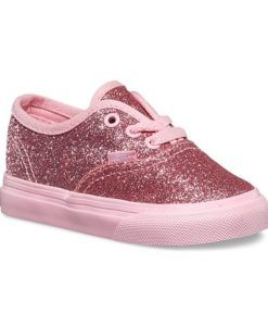 0db3c77c8d6d Vans | Authentic Pink Shimmer | Toddler Girls Pink and glitter is the  ultimate girls shoe combination!