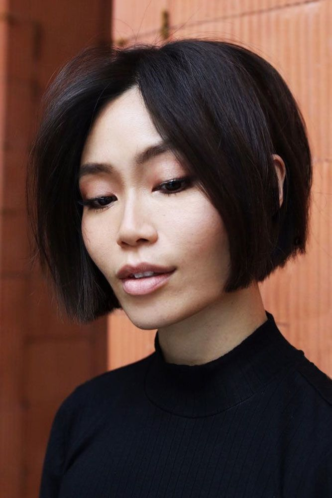 30 Best Short Hairstyles For Round Faces in 2020   Short hair styles for round faces, Round face ...