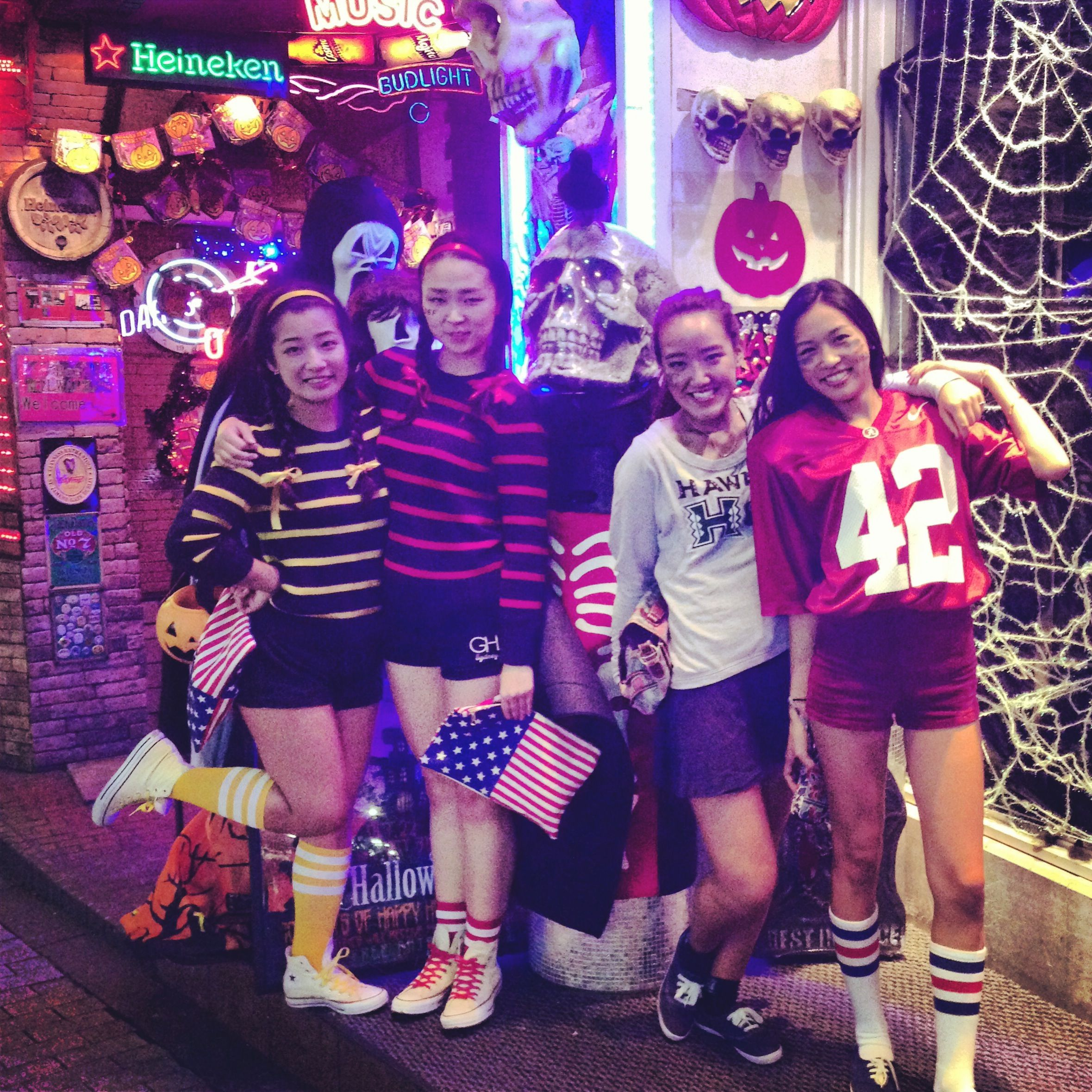 halloweencostumeamericancollegefootball - Girls Football Halloween Costume