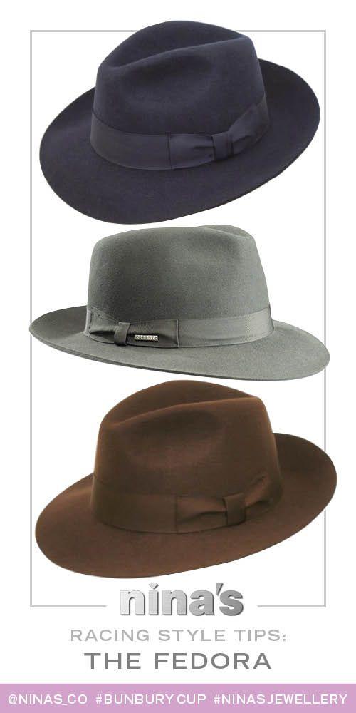 The Fedora Hat  Often made of felt d6324e096ed6