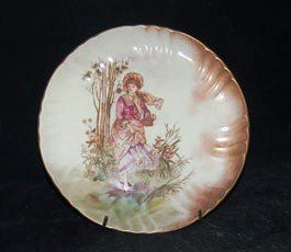 Aesthetic Style Maidens Plate