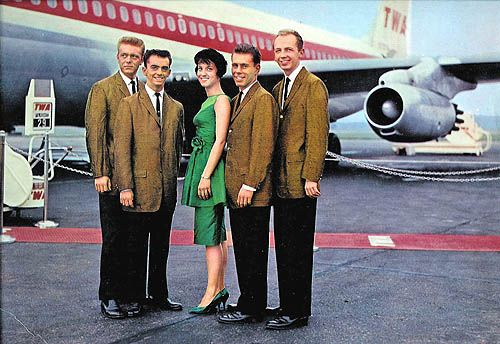 The Skyliners  -- nice vocal group, white doo-wop     | This song's