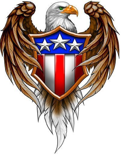 In America The Eagle Is An Iconic Symbol The Eagle Inspires Me To