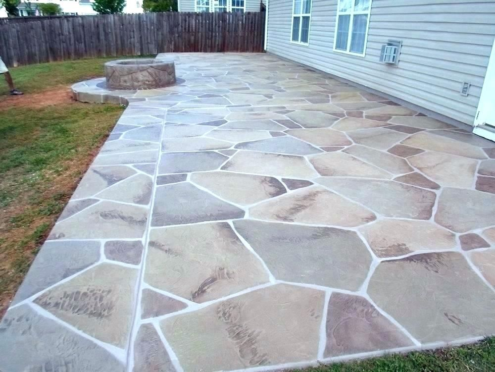 Outdoor Concrete Patio Paint Home Depot Patio Paint Concrete Patio Paint Designs And Sealer Home Depot Floor In 2020 Painted Patio Paint Concrete Patio Colorful Patio