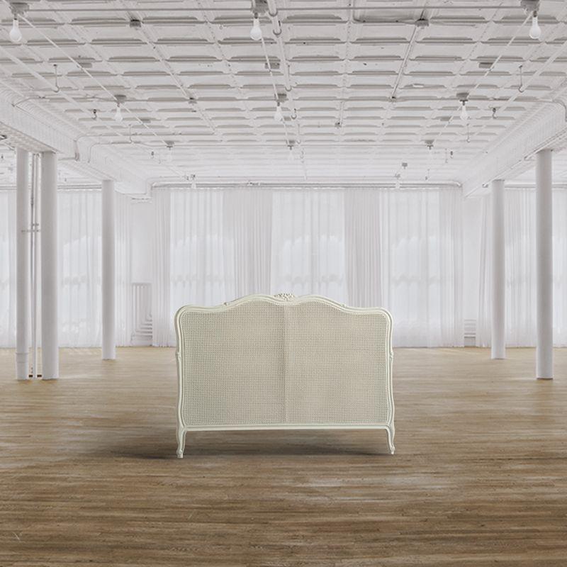 Testiera matrimoniale dimensioni hxlxp cm 121x170x8 - Descrizione camera da letto in inglese ...