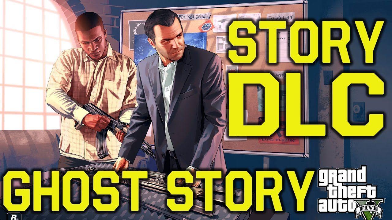 Is Ghost Story the first Story DLC for GTA V? [video] #GrandTheftAutoV #GTAV #GTA5 #GrandTheftAuto #GTA #GTAOnline #GrandTheftAuto5 #PS4 #games