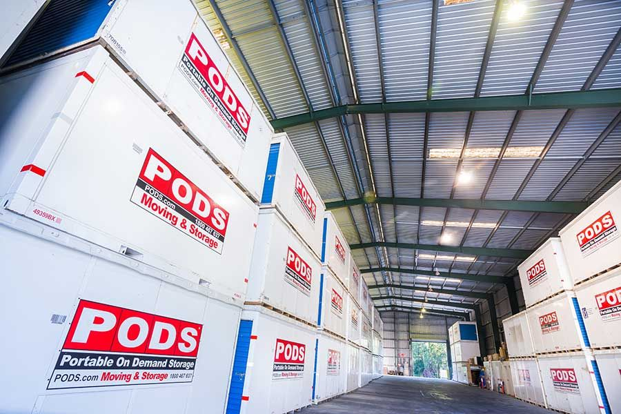 Pods Moving And Storage >> Business Warehouse Storage Storage Pods Pods Moving