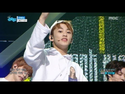 [Comeback Stage] NCT 127 - 0 Mile, 엔시티 127 - 제로 마일 Show Music core 20170617