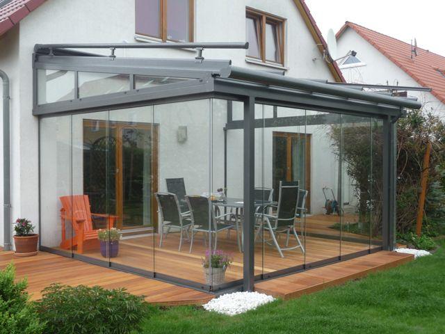 Terrassenüberdachung · Wedertz + Knips GmbH