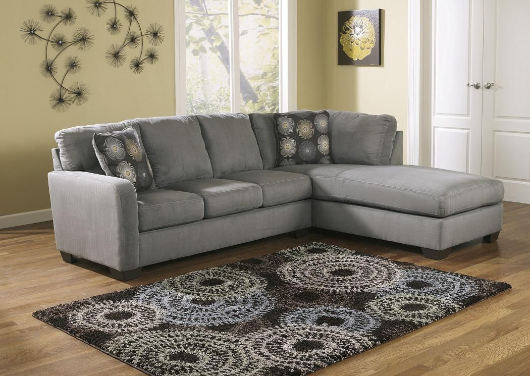 Value City Furniture | NJ | New Jersey | Staten Island Furniture Store  Zella Sectional Charcoal