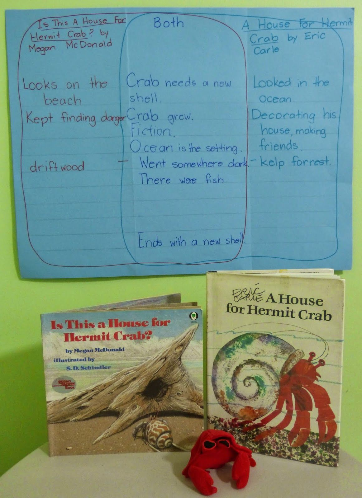 Paula S Primary Classroom