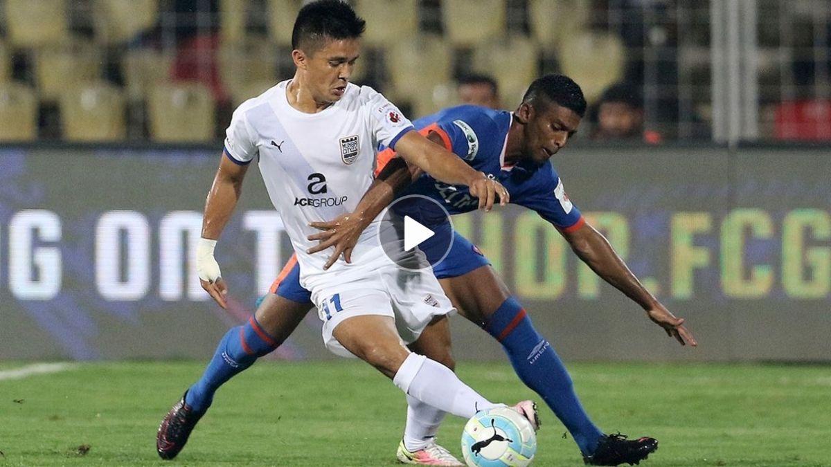 FC Goa 0-0 Mumbai City FC