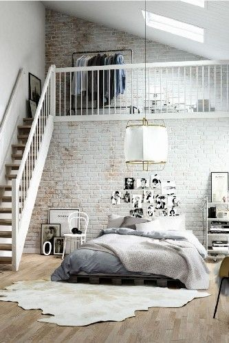 38 Modern and Stylish Scandinavian Bedroom Decor   Bedrooms  Space     38 Modern and Stylish Scandinavian Bedroom Decor   Bedrooms  Space place  and Modern