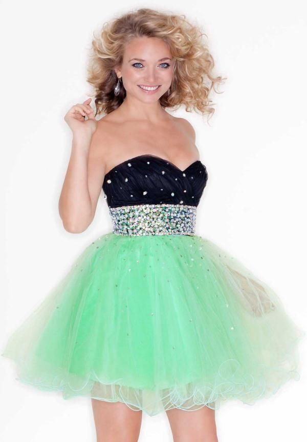 Prom Dresses Short Teal, Pink Wedding Dress, Stylish Wedding Dress ...