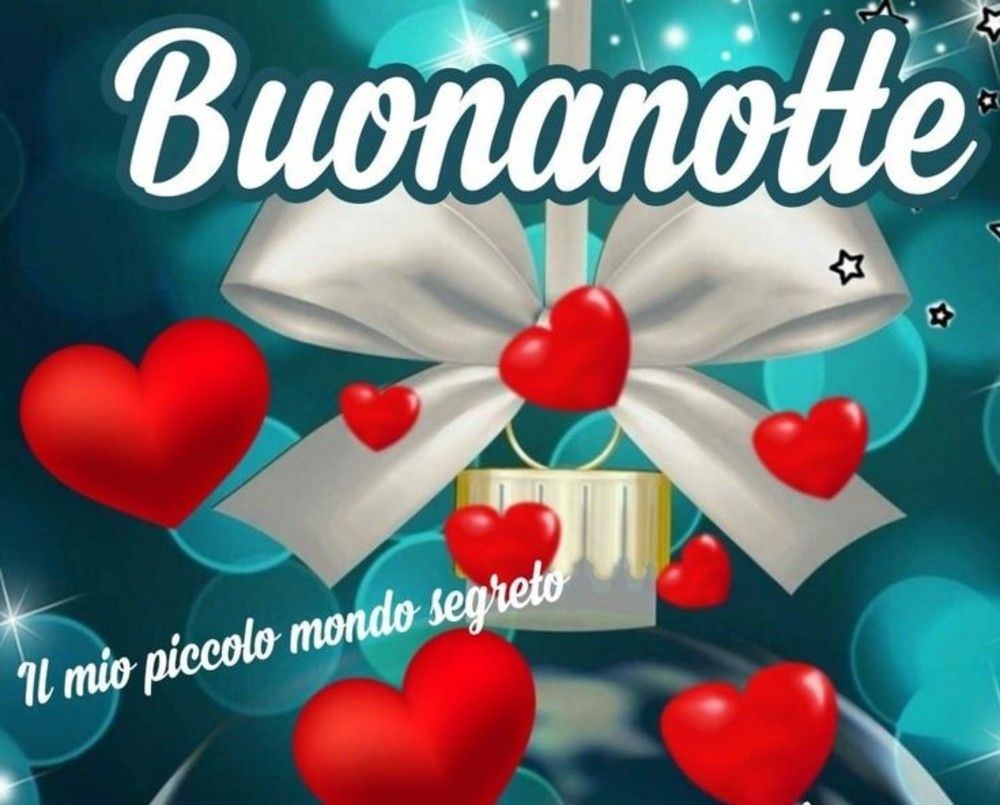Immagini Buonanotte Gratis Per Whatsapp Con Immagini