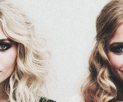 Mary-Kate + Ashley