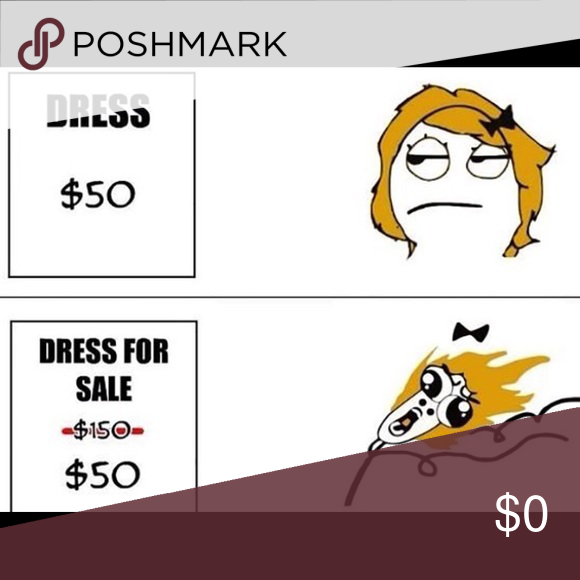 Buy 1 Item Under 50 Get The Second Read Below Alright Alright Alright Get The Second Of Equal Or Lesser Value For 1 N Gal Pal Dresses For Sale Jokes