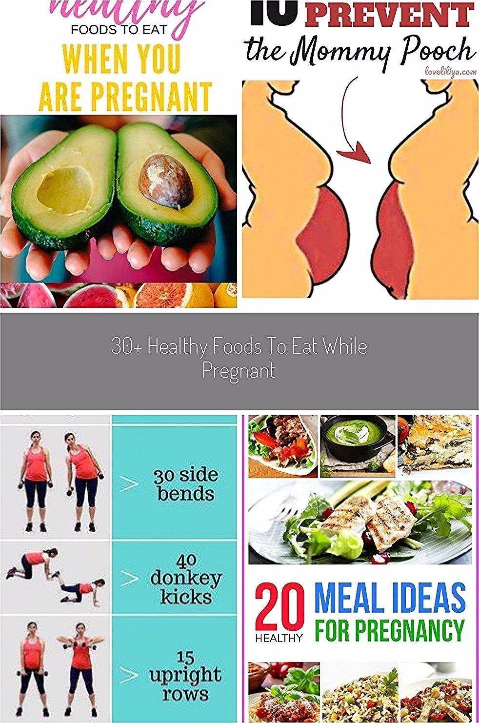 Gesunde Ernährung während der Schwangerschaft muss nicht einschränkend sein. Hier…   – Selena Block II