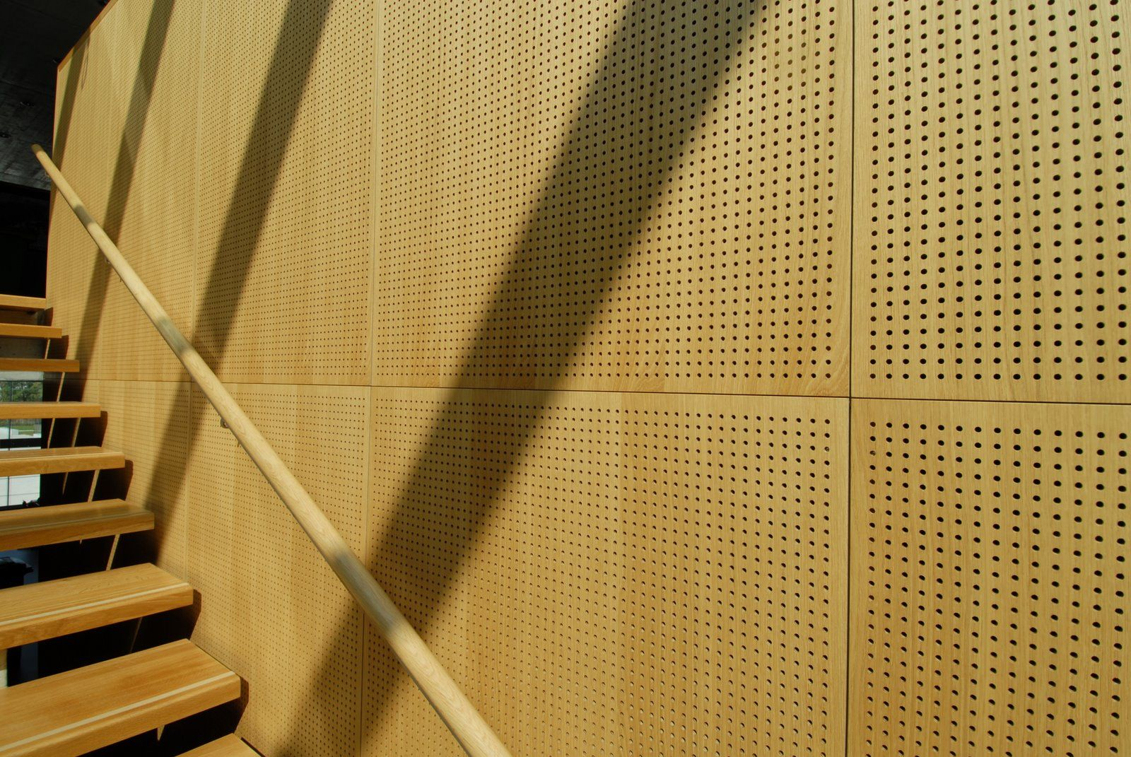 perforated acoustic panels - Buscar con Google | | workplace ...