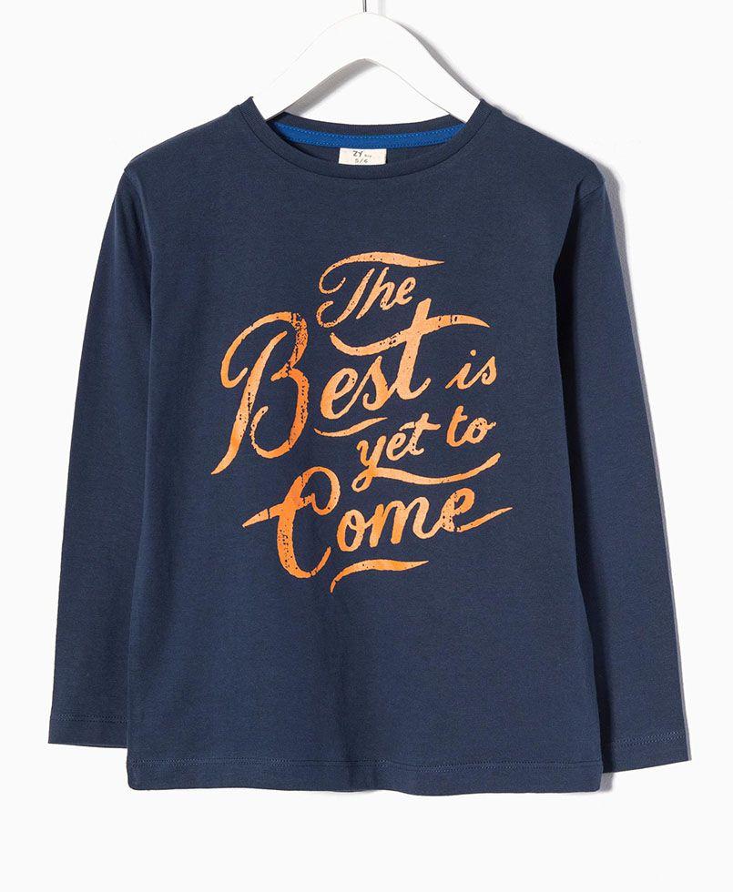 14000aeb348 Μπλούζα Μακό μακρυμάνικη | Poulain.gr | Παιδικά Ρούχα | Αγόρι ...