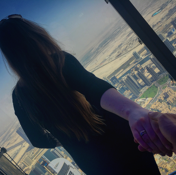 Follow Me Dubai Flitterwochen Honeymoon Goals Ring Hochzeit
