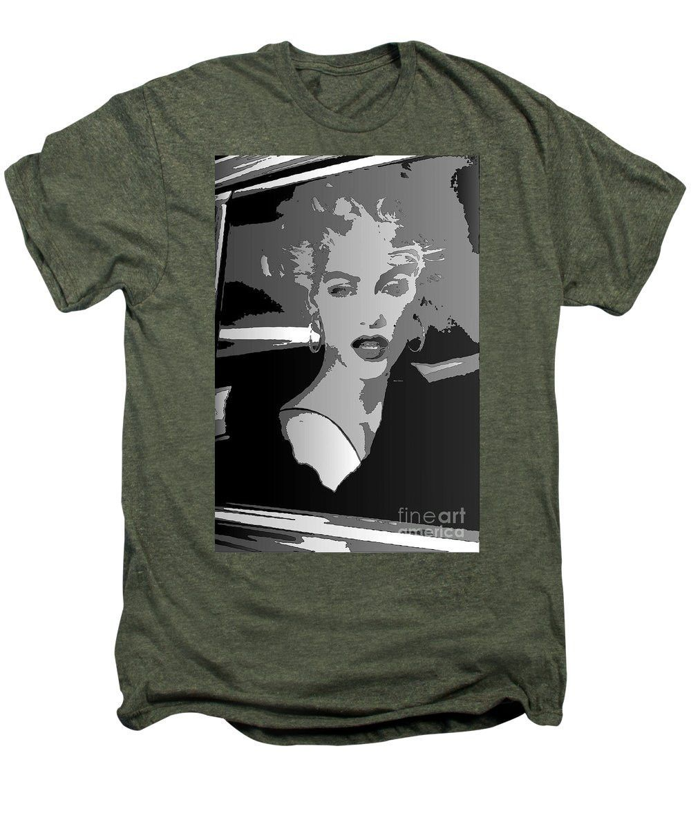 Men's Premium T-Shirt - Pop Art Marilyn