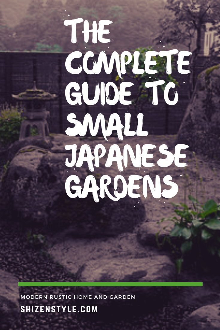 Photo of The Complete Guide to Small Japanese Gardens