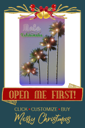 Palm Trees With Lights Mele Kalikimaka Magnet #melekalikimakahawaiianislandgreeting #palmtree #melekalikimaka #christmaspalmtree #hawaiianchristmasdécor #ZazzleMade #greeting #invitation #envelope #wedding #SaveTheDate #birthday #MothersDay #FathersDay #xmas #christmas #NewYears #halloween