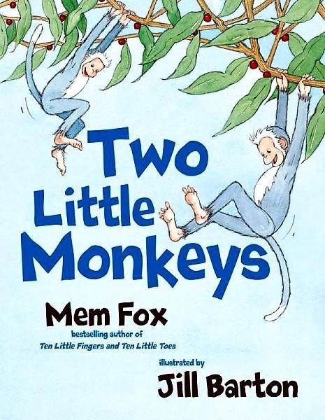 two little monkeys mem fox