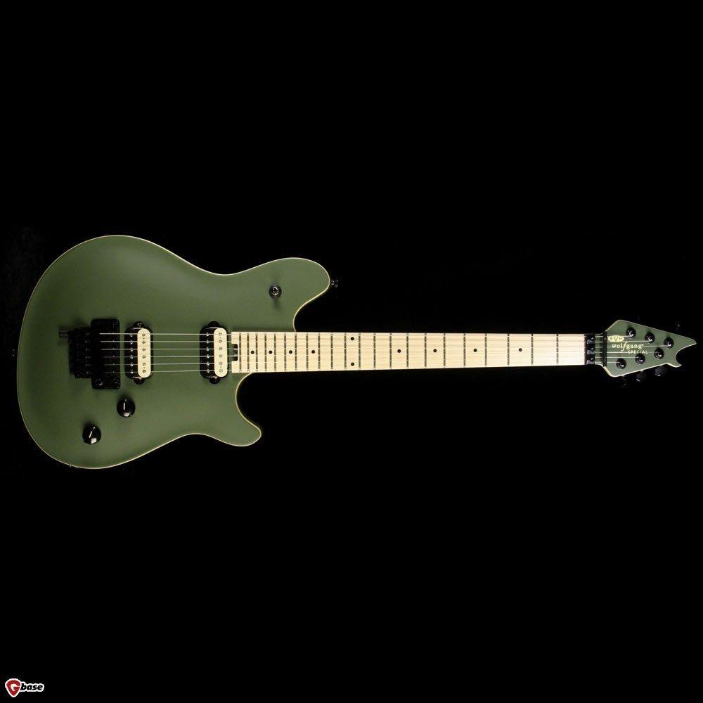Evh Wolfgang Wg Standard Electric Guitar Trans Black Electric Guitar Guitar Classic Guitar