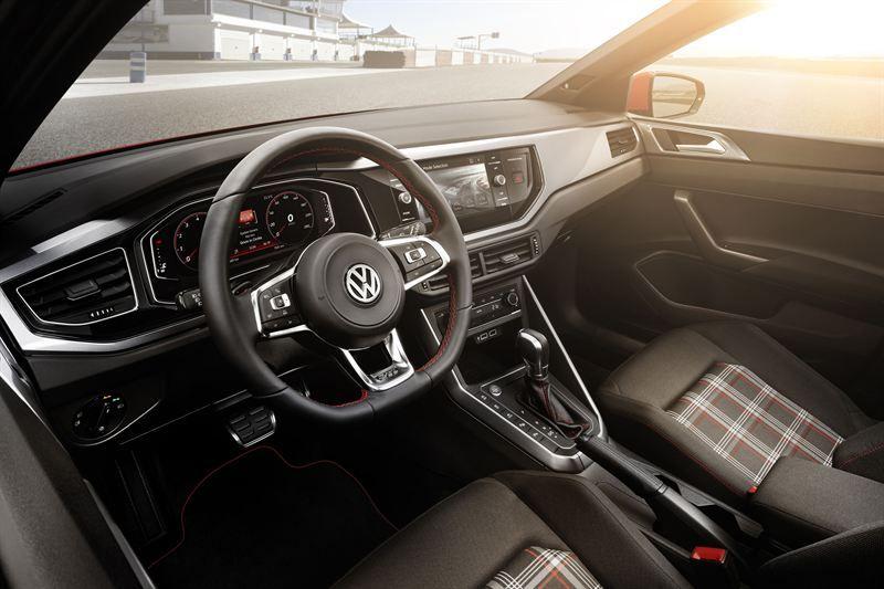 Volkswagen Polo Gti 2017 Polo Gti Volkswagen Polo Volkswagen