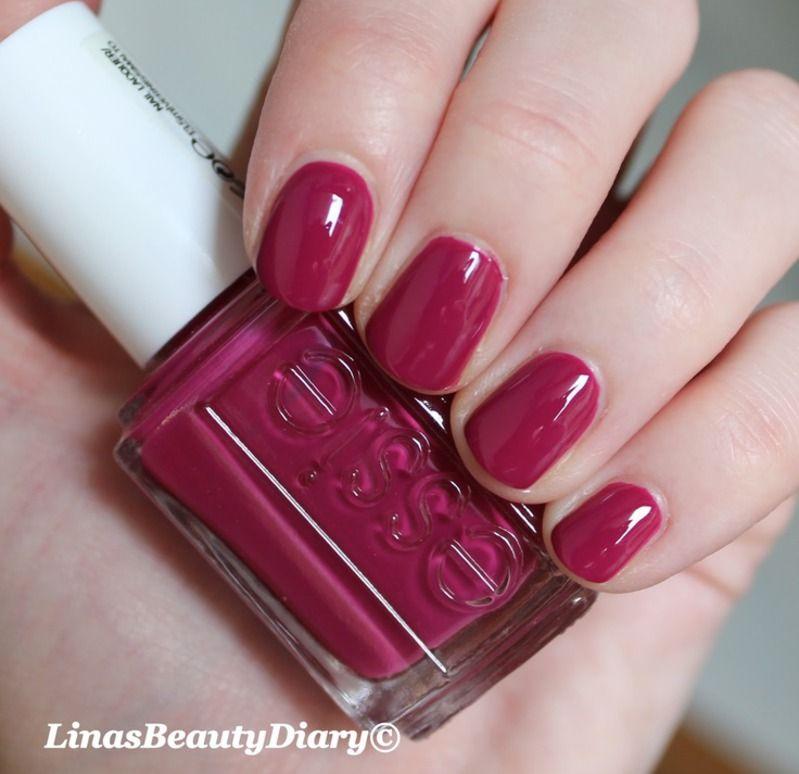 Nail Polish Nice Colors: Essie Raspberry