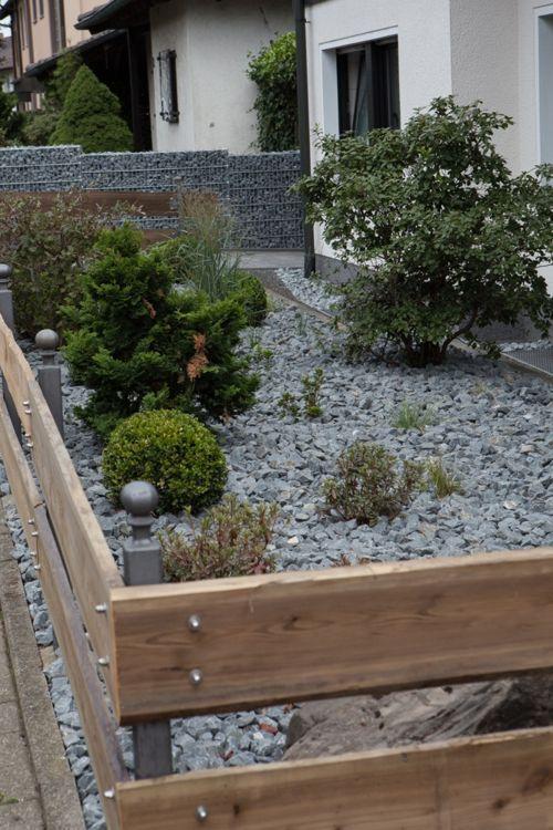 Bilder über Bilder MAURMANN Garten- und Landschaftsbau - kies garten gelb
