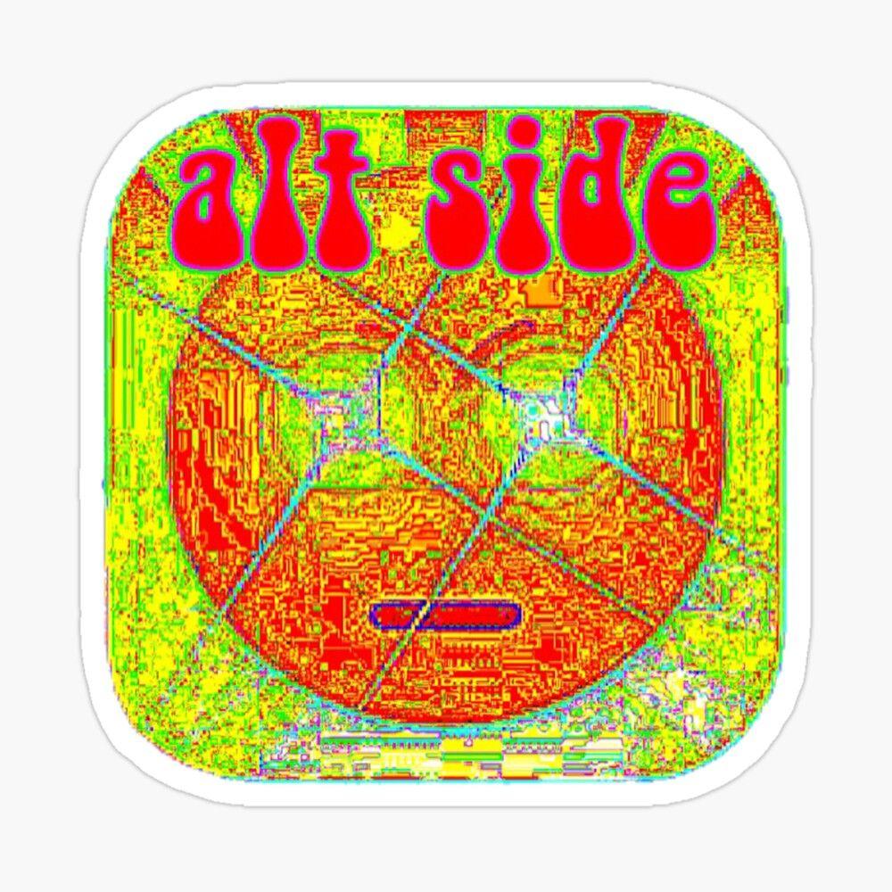 Alt Side Tiktok Sticker By Basakyavuz Stickers Wallpaper Stickers Tumblr Stickers