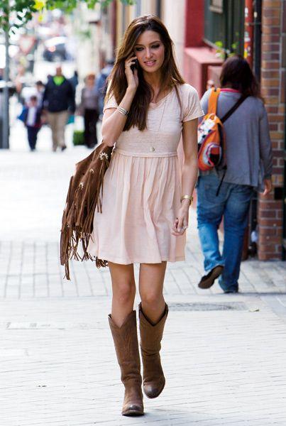 La ropa de sara carbonero blogger de moda pinterest - Sara carbonero ropa vogue ...
