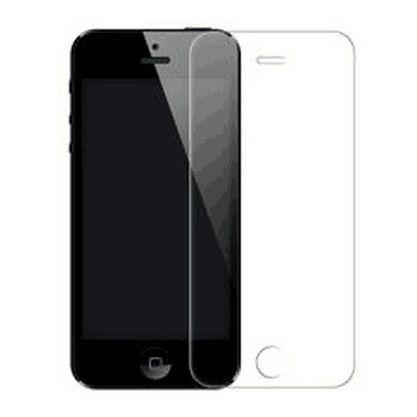 0.3 mm templado película de vidrio para el iPhone 5 5S 9 H duro 2.5D Protector de pantalla para el iPhone 6 6 s 6 más SE 4 4S con herramientas limpias