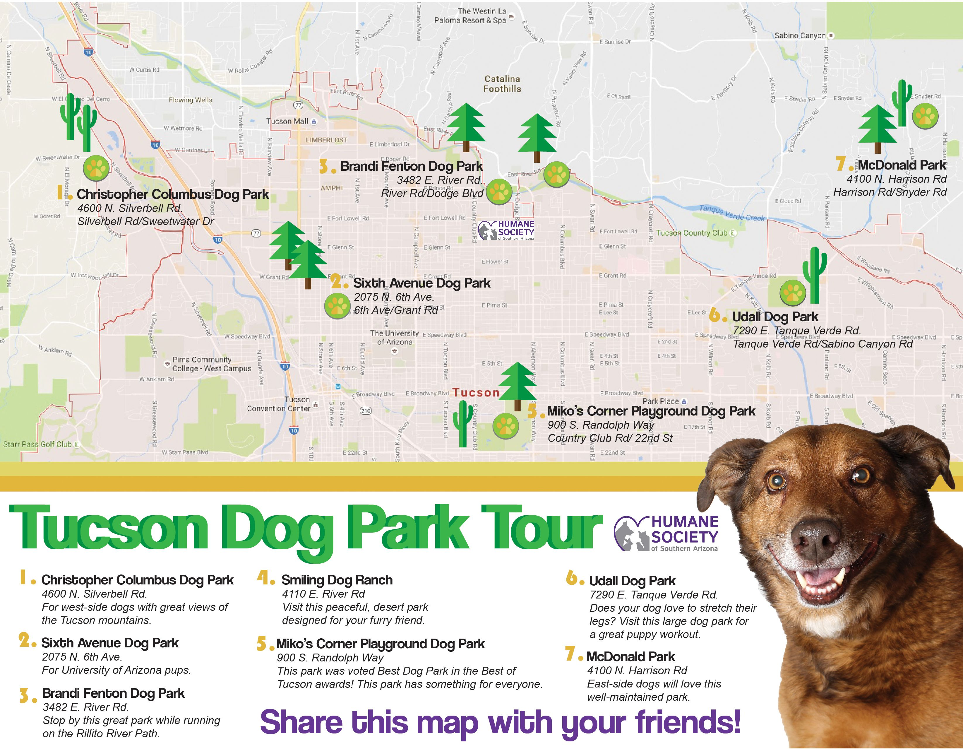 Tucson Dog Park Tour Dog Park Fenton Dog Dog Friends